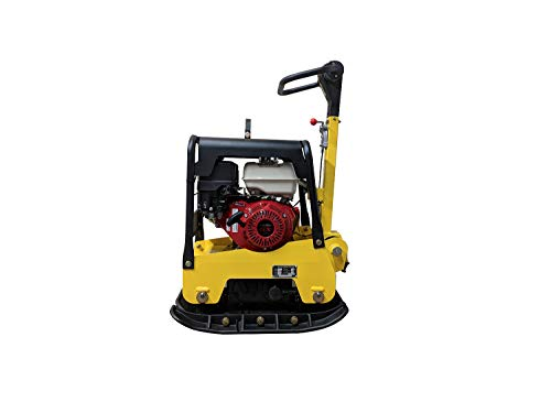 Stone Plate Compactor - Hoc C3050 Reversible Plate Compactor Hydraulic Handle + 3 Year Warranty + Wheel Kit