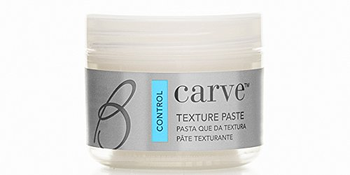Brocato Carve Texture Hair Paste: Styling Texturizer Cream Products for Men and Women - Volumizing and Texturizing Product for Molding, Shaping and Sculpting - Adds Shimmering Semi Gloss Finish - - Hair Icing