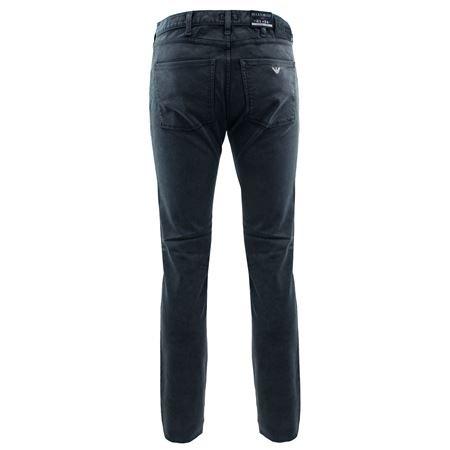 B6J84 MVR5 Armani Jeans Pantalone Blu 42 Uomo