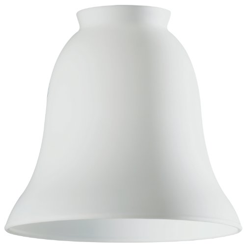 lighting white opal bell lamp
