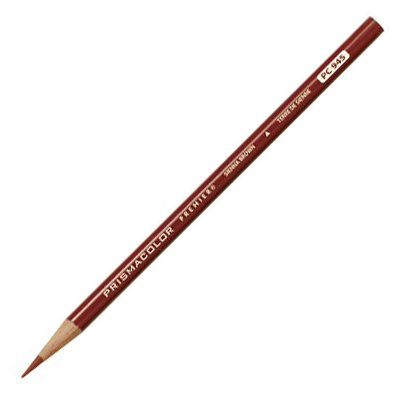Prismacolor Premier Colored Pencil Open Stock-Sienna Brown