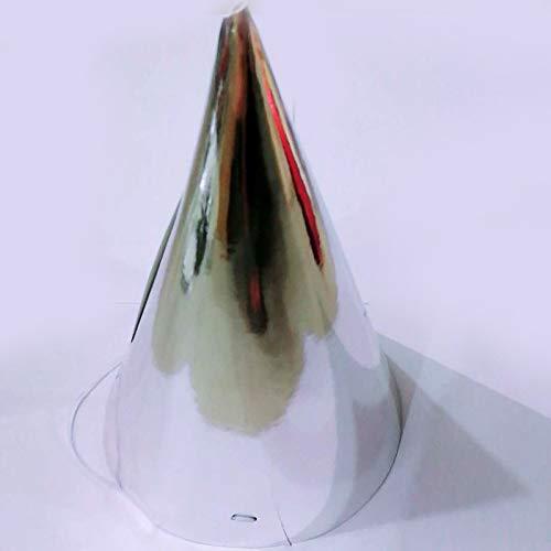 para fiestas de cumplea/ños princesas decoraci/ón de fiesta tazas Monbedos 1 paquete de accesorios de fiesta de sirena de plata caliente decoraciones 1 paquete de 6 unidades