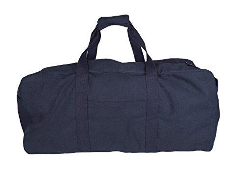 Stansport Duffel Bag (Stansport Jumbo Cargo Bag, 34 x 16 x 15-Inch, Black)