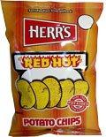 Red Potato (Herr's Red Hot Potato Chips 1 Oz. (Pack of 42))