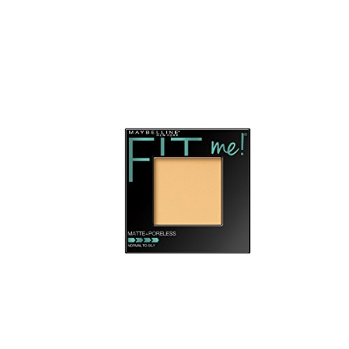 Maybelline New York Fit Me Matte + Poreless Pressed Powder, Classic Ivory 0.29 Ounce