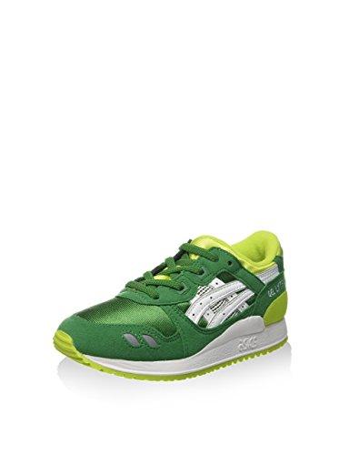Asics Tiger Gel-Lyte III PS Green White Verde / Blanco