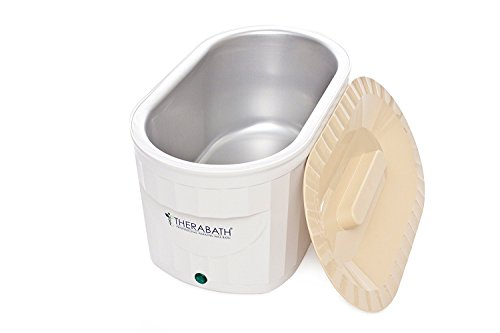 Therabath Professional Paraffin Therapy Unit with Lavender Harmony Paraffin by WR