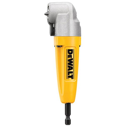 DEWALT DWARA100 Right Angle Attachment (Best Cordless Right Angle Drill)