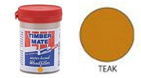 (Timbermate Australian Cypress/Teak Hardwood Wood Filler 8oz Jar)