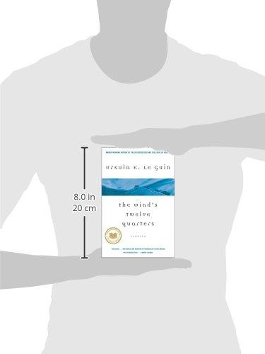 The Wind's Twelve Quarters: Stories by Le Guin, Ursula K.