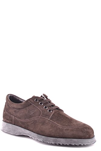 Hogan Sneakers Donna MCBI148271O Camoscio Marrone