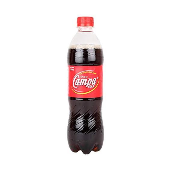 Campa Soft Drinks - Cola, 600 ml