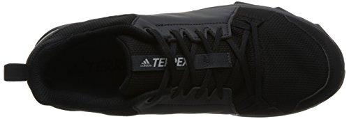 Adidas Allenatore Da Uomo Terrex Tracerocker, Nero, 50,7 Eu Nero (cblack / Cblack / Carbon 000)