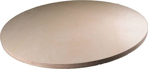 American Wood Round Plywood For Round Table Tops 23-3/4'' X 3/4'' by American Wood