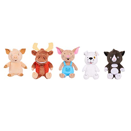 If You Give a Mouse a Cookie Bean Plush Collector's Set, 5 Pieces (Amazon Exclusive)