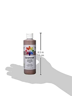 Delta Creative Ceramcoat Acrylic Paint in Assorted Colors (8 oz), 020158, Purple