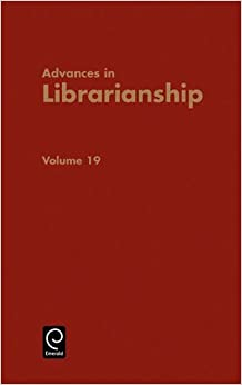 Book Advances in Librarianship: Volume 19