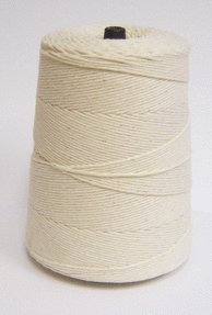 (8 Ply Poly/Cotton Balloon String 2 lb Cone )