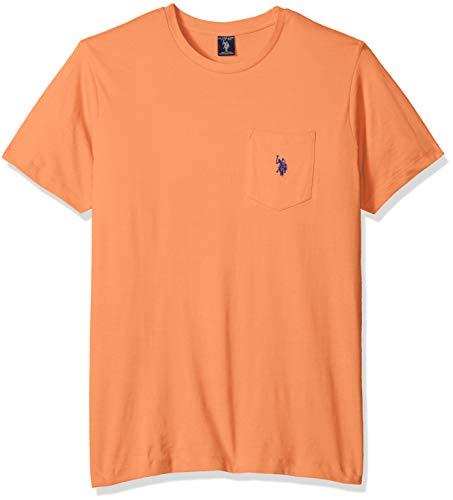 U.S. Polo Assn. Mens Crew Neck Pocket T-Shirt (Color Group 2 of 2)