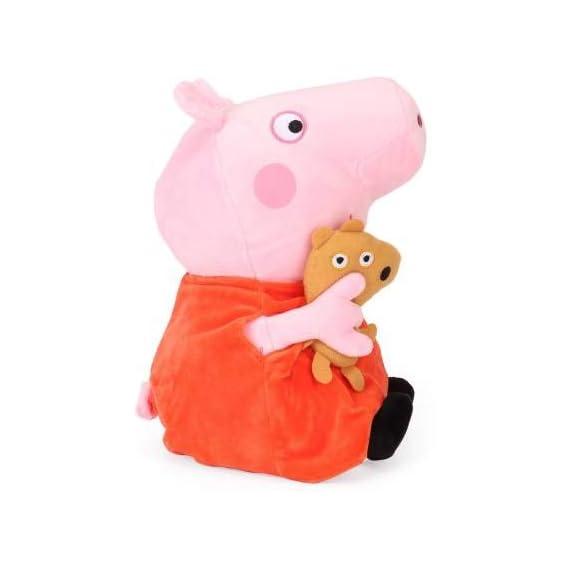 Peppa Pig with Bear Plush Soft Toy 40 cm