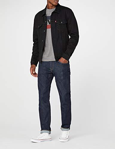 Levi's 84 Graphic T Htr Grey Grigio Uomo 0002 Midtone Logo shirt Sportswear fxAwTqr0f