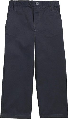 French Toast School Uniform Boys Pull On Pants, Navy, 14 by French Toast