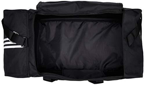 adidas Unisex Tiro Duffel L Sporttasche 70 x 32 x 32 cm, black/White 5