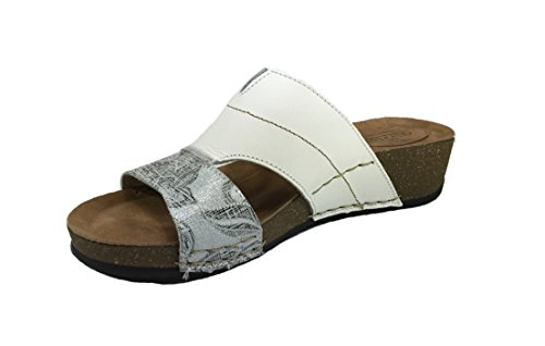 Grey Ral Bright Sandals Fly Women's Fashion 7035 Flot nwgqCRfxP