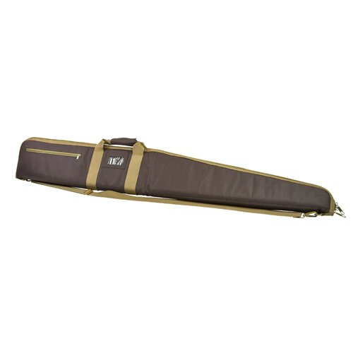 (Nc Star Vism Shotgun Case, Brown, Large/54 x 8