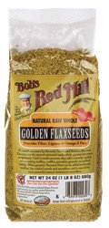 - BOBS RED MILL FLAXSEED GOLDEN GF