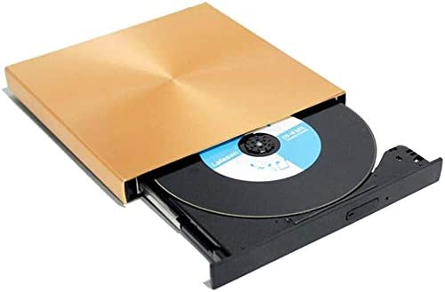 KJRJFD DVDドライブ、USB 3.0 CD DVDバーナードライブライターリーダーCD-RW/DVD-RWプレーヤーWindows10 / 7月8日、ノートパソコン、マック、デスクトップ、PC用