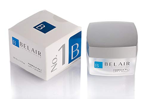 Bel Air Skin Science Anti Aging Face Cream Lifting and Sculpting Cream Facial Moisturizer Wrinkle Repair for Women 1.7 Ounce  (Best Face Cream For Women Over 50)