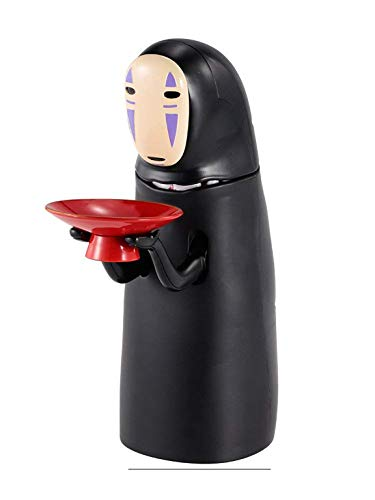 Happy Sales HSCB-SPANFM, Spirited Away No Face Man Piggy Bank Money Bank Automatic Coin Bank Box
