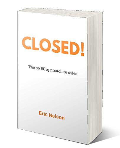 CLOSED: The no BS approach to sales (Best Place To Find Gold Nuggets)