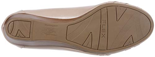 1914 Pump Women's LifeStride Flair Taupe nTxq1Oapz