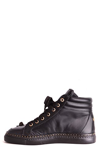 DSQUARED2 Sneakers MCBI107212O Top Pelle Hi Nero Donna r1qZwr6E