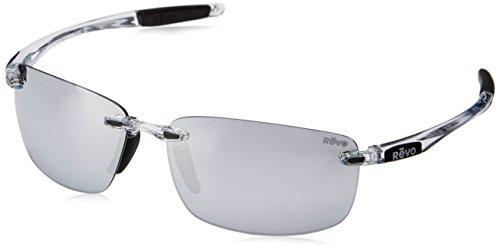 Revo Descend Polarized Rectangular Sunglasses product image