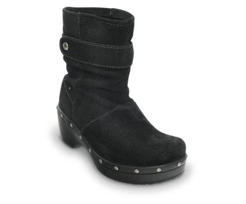 Crocs Cobbler Stud Ankle Black Damen Boot 36-37