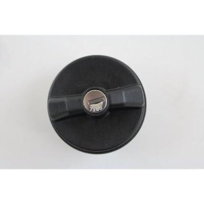 GENUINE FIAT Accessories 05278655AB Locking Gas Cap for Fiat 500/500C: Automotive