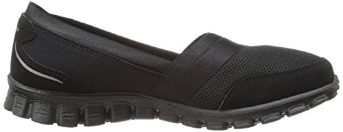 Skechers Ez Flex 2 Fascinatie Gesloten Flat Black