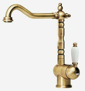 Miscelatore FRANKE OLD ENGLAND rubinetto classico per lavello ...