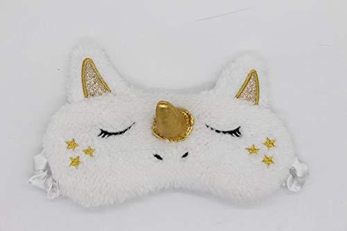 Colour-5 Hosaire Masques de Sommeil Masque des Yeux Relaxation Mignon Motif de Panda Yeux Forme de Coeur Opaque Masque Cache Yeux pour Dormir pour Voyage ou Lors des Siestes lapr/ès-midi