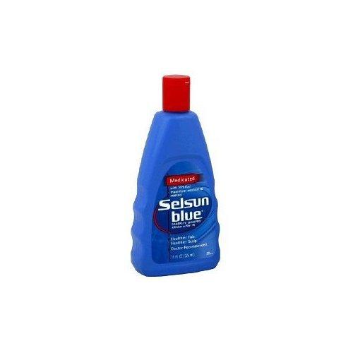 Selsun bleu Shampooing 11 oz Médicamenteux (Pack de 6)