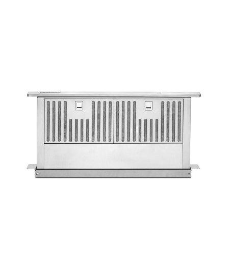 (KitchenAid KXD4630YSS Downdraft Ventilation System 600 CFM Interior Blower )