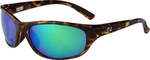 ONOS Oak Harbor Polarized Sunglasses (+2 Add Power), Tortoise, - Onos Sunglasses
