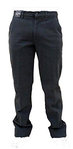 Forti Grigio Conf Art Extra Pesante Taglie Windol Elasticizzato Pantalone Sea Uomo Barrier Cotone Rq1FSF