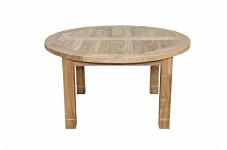 Anderson Teak DS 3017 South Bay Round Coffee Table