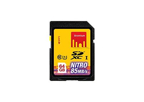 Strontium Nitro Plus 16GB SD Card - 1
