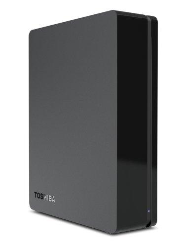Toshiba 3TB Canvio Desktop External Hard Drive (Black) by Toshiba (Image #2)
