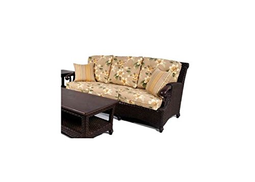 Riviera Rattan Sofa in Chestnut (657)